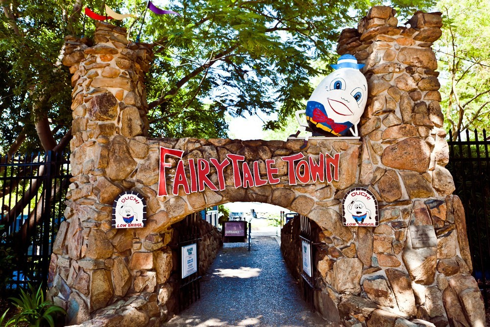 Visitors with small children will want to put Fairytale Town on their to-do list. At this amusement park, children can act out... More
