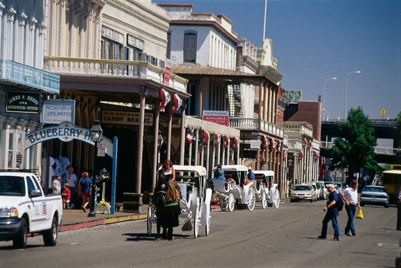 A subsection of the city along the Sacramento River, Old Sacramento is one of those National Historic Landmark Districts that pays... More