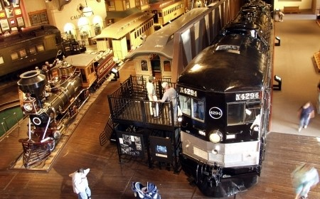 California State Railroad Museum Situated at the northern edge of Old Sacramento, the California State Railroad Museum excites kids and history buffs... More